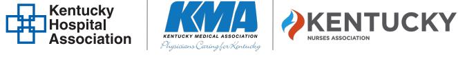 Logos for KHA, KMA and KNA